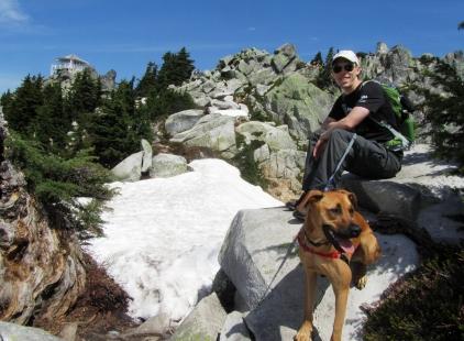 Hiking Mt. Pilchuck