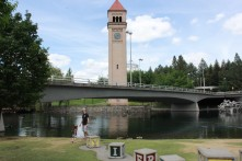 Riverfront Park in Spokane, WA